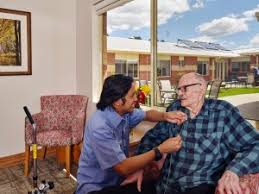 aged dementia care